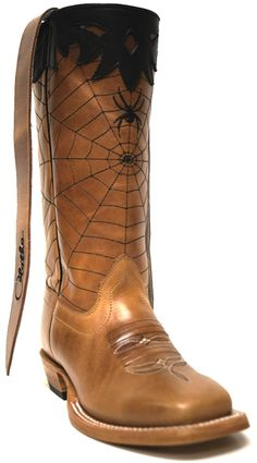 New to STT -- Know any boys that love Spiderman? If so, these Olathe® boots are just the style for them! | SouthTexasTack.com
