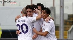 Matri makes dream debut as Fiorentina crush Catania  Catania 0  Fiorentina 3 (Fernandez 25, Matri 28, 41).