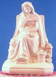 Mary Magdalene Statue, mini Mary Magdalene figurine,Mater Admirabilis