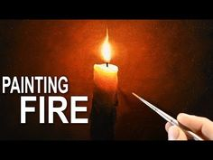 YouTube: Chuck Black Paint Like a Pro. How to paint a flame or fire