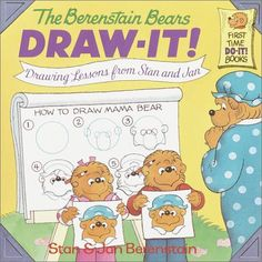 The Berenstain Bears Draw- it