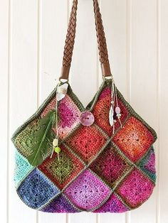 Discover thousands of images about Crochet Purse with Tassel Pattern - Easy Crochet Bag - Crochet Handbag - Crochet Tote - CROCHET PATTERN- Crochet Patterns by Deborah O'Leary Patterns Bag Crochet, Crochet Amigurumi, Crochet Handbags, Crochet Purses, Crochet Granny, Crochet Crafts, Crochet Projects, Crochet Squares, Free Crochet