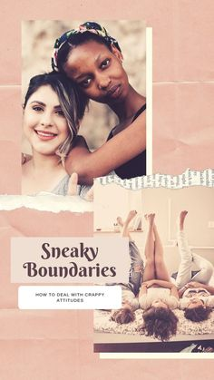 Did you know there are tons of different types of boundaries out there? We all speak a different language when it comes to our needs and wants. But when someone's attitude makes you question yourself. How do you handle that? Pleasing People, People Pleaser, Communication Styles, Finding Inner Peace, Live In The Present, Practice Gratitude, Wise Women, Personal Goals, Self Awareness