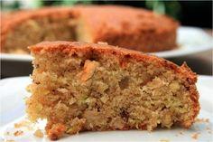 Desafios Gastronômicos: DESAFIO: Um bolo que ninguém descobre do que é Bolo De Abobrinha