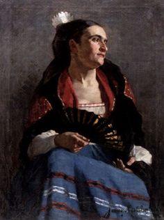 Jenny Nyström Spanjorska