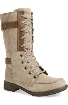 The North Face 'Bridgeton Lace' Water-Resistant Suede Boot (Women) available