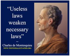 the life of montesquieu a french lawyer Political theory hobbes, locke, montesquieu  -human beings are born with natural rights of life, liberty, and property and they establish the state (government.