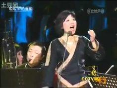 Asian opera singer