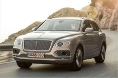 Bentley Bentayga - Im Angesicht des neuen Bentley Bentayga würden sich Öko-Aktivisten wohl vor Scham augenblicklich die nächstmögliche Klippe hinunterstürzen. Ein 2,4-Tonnen-SUV mit 6,0-Liter-Biturbo-W12, 608 PS und 900 Newtonmeter, das in 4,1 Sekunden auf 100 km/h rumpelt und über 300 Sachen fährt