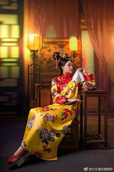 Folk Costume, Costumes, Artistic Portrait Photography, Chinese Culture, Hanfu, Geisha, Peplum Dress, Cosplay, Traditional