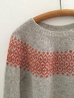 Ravelry: Project Gallery for Stasis Pullover pattern by Leila Raabe