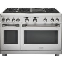 in Stainless Steel by General Electric in Pleasant Hill, CA - Monogram® Dual-Fuel Professional Range with 6 Burners and Grill (Natural Gas) Kitchen Stove, Kitchen Appliances, Kitchen Reno, Kitchen Ranges, Wolf Appliances, Cooking Appliances, Kitchen Islands, Ottawa, Calgary