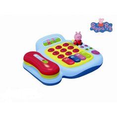 Juguete ACTIVY TELEFONO PIANO PEPPA PIG Precio 19,31€ en IguMagazine #juguetesbaratos