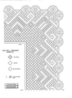 Soda Can Tabs, Bobbin Lace Patterns, Hardanger Embroidery, Diagram, Albums, Stitching, Gothic, Witch, Google