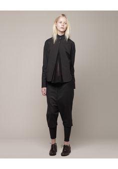 Hexa By Kuho / Drop Crotch Pants