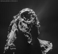 Le robot Philae a fait sur la comète «Tchouri» une découverte majeure
