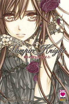 Vampire Knight: Memories, Vol. 1 by Matsuri Hino Vampire Knight, Art Vampire, Dengeki Daisy, Manga A Silent Voice, One Week Friends, Magus Bride Manga, Art Koi, Vampire Romance Books, Romance Manga