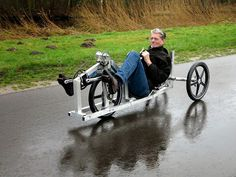 Velo Tricycle, Adult Tricycle, Cool Bicycles, Cool Bikes, Electric Trike, Recumbent Bicycle, Reverse Trike, Cargo Bike, Pedal Cars