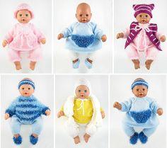 48cm baby doll