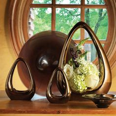 Global Views Carry About Vase | AllModern