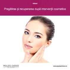 Fie că e vorba de un peeling chimic, de un tratament cu laser sau botox, pielea ta are nevoie de îngrijire specială atât înainte, cât și după procedură. Află care sunt măsurile de precauție și de îngrijire pe care este recomandat să le iei.