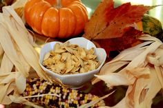 pumpkin seeds fall things