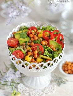 Fruit Salad, Lunch, Baking, Tableware, Kitchen, Cake, Blog, Diet, Speech Language Therapy