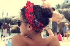 great for the beach Beach Play Beach Hair Hair! beach hair all the way Quick Hairstyles, Scarf Hairstyles, Summer Hairstyles, Pretty Hairstyles, Beach Holiday Hairstyles, Hairstyles Haircuts, Braided Hairstyles, Summer Hairdos, Easy Beach Hairstyles