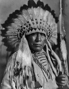 White Wings - Blackfoot (Kainai) - circa 1915