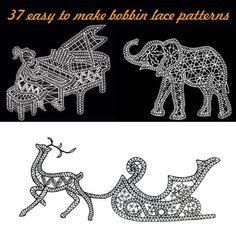 Image result for bobbin lace patterns free download