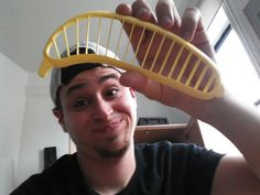 Improved Banana Slicer by custom3dstuff - Thingiverse