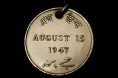 On old 1947 minted coin Happy Independence Day India, Amazing India, Pre And Post, Silver Coins, Holidays And Events, The Incredibles, Shiva Angry, Personalized Items, Annie