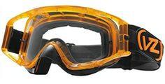 2014 Vonzipper Porkchop Trans Motocross Off Road Dirt Bike ATV MX Goggles