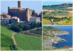 Top 10 cycle rides in Europe - 3 in Italy