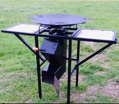 Outdoor Cooking Stove, Outdoor Stove, Pizza Oven Outdoor, Metal Projects, Welding Projects, Outdoor Kocher, Rocket Stove Design, Diy Wood Stove, Diy Rocket