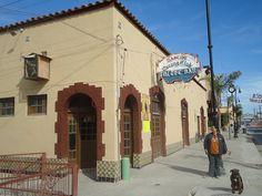 Corona Club in Acuna, Mexico