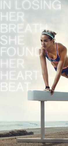 """Under Armour has recruited some badass women (including Misty Copeland and Lindsay Vonn) to help market their new line of women's workout gear. """"I Will What I Want"""" - I like it. Consider my money wasted."""