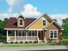 Craftsman Palm Harbor Homes And Modular Homes On Pinterest