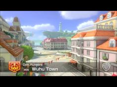 In this video, we play Coin Runners on Wuhu Town in Mario Kart 8 Deluxe! Make sure to SUBSCRIBE to our channel! TWITTER http://www.Twitter.com/thtcollegegame...