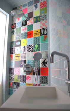 Arttiles - Awesome danish tiles. Just fell in love.