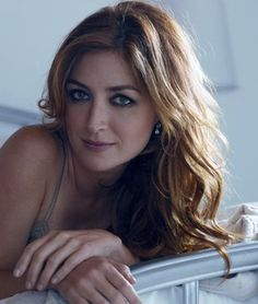 4:  Sasha Alexander - Kate on NCIS until she was shot in the head, but still gorgeous!