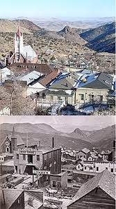 Image result for underground map of virginia city, nv