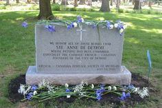 French-Canadian Heritage Society of Michigan adds 18th-century Detroit River Region burial records to its website. genealogy