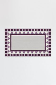 Washable Rug Cover & Pad | Fun Shapes Purple Rug | Stain-Resistant | Ruggable | 3'x5' Machine Washable Rugs, Lavender Color, Rug Cleaning, Home Rugs, Instagram Shop, Latex Free, Woven Rug, Color Show, Rug Size