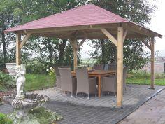 Wooden gazebo plans free 4