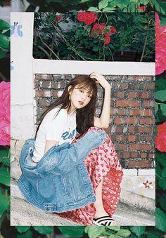 Lee Sung Kyung - Grazia Magazine June Issue '16