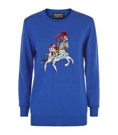 Markus Lupfer Circus Horse Natalie Sweater available at harrods.com. Shop women's designer fashion online & earn reward points.