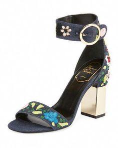 44096608c3fb6b Roger Vivier Shoes at Neiman Marcus