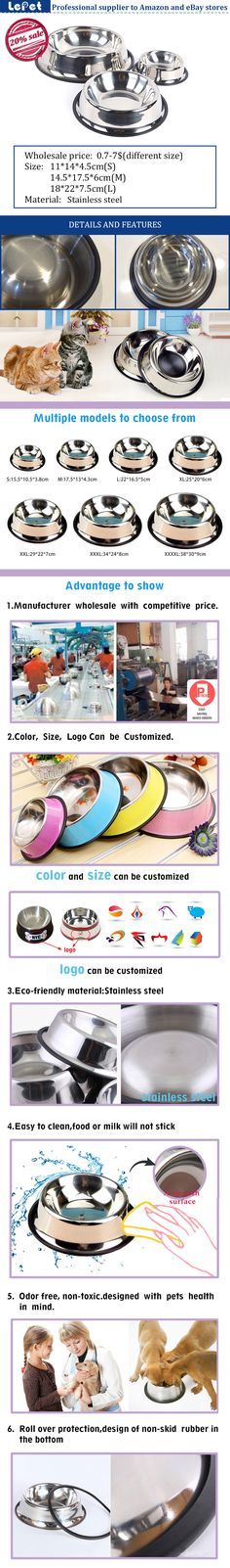 Lepetco is a wholesale manufacturer of non-slip stainless steel and melamine slow feed dog bowl with reasonable price for 7 years. We are looking for worldwide partner and wholesalers Any interest and more details,please check: www.lepetco.com Best Regards Lepet Family Mail:sales01@lepetco.com Tel: 86-022-28424860 Elevated Dog Bed, Elevated Dog Bowls, Cat Litter Mat, Litter Box, Chain Link Dog Kennel, Raised Dog Beds, Pet Cooling Mat, Hammock Cover, Stainless Steel Dog Bowls