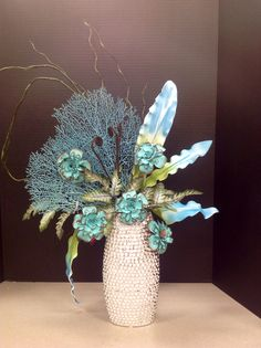 Contemporary floral design by Andi 2015 (9989)